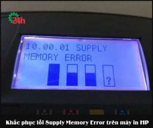 khac phuc loi supply memory error