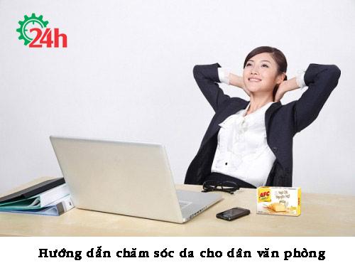 huong-dan-cham-soc-da-cho-dan-van-phong
