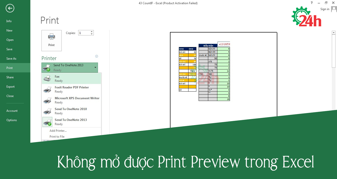 khong-mo-duoc-print-preview-trong-excel