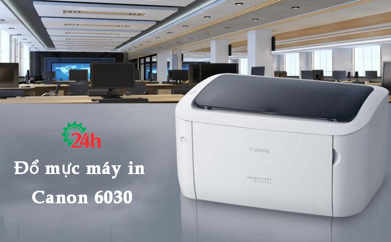 do muc may in canon 6030