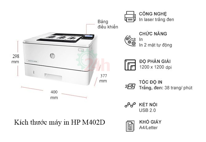 kich-thuoc-may-in-hp-m402d